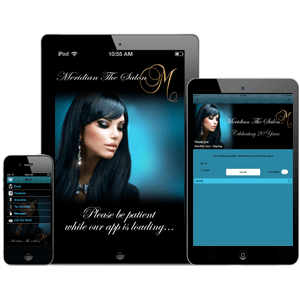 MeridianHair Mobile App