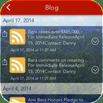 Blog Intergration