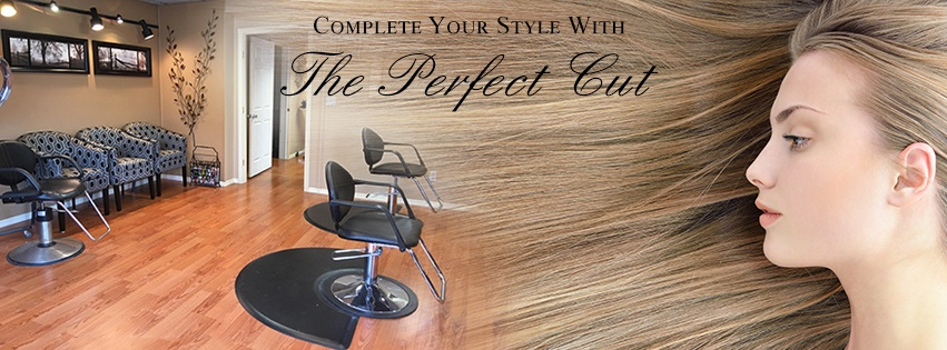 The perfect cut hair salon