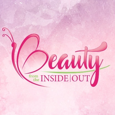 Beauty from the inside out logo